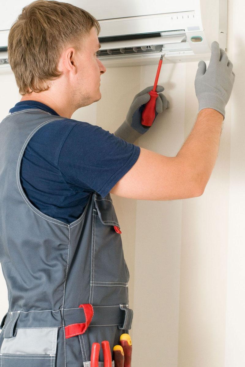 Instalacion y mantenimiento de aire acondicionado y calefaccion